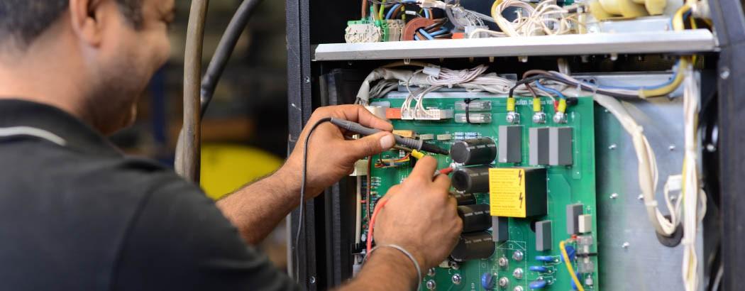 Reparatur - Offerte für Schweissgeräte